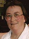 Dr Glenys Caswell